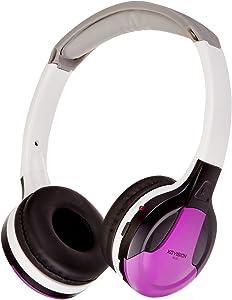 XO VisionUniversal IR Headphones - In-Car Wireless Foldable Headphones, DVD Player, In-Car System, Custom Fit, Wireless Entertainment