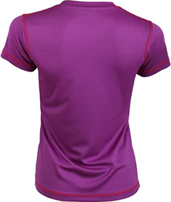 Padel Session Camiseta Tecnica Morada