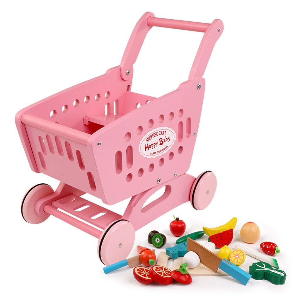 子供と子供がおもちゃのキッチンをプレイするプラスチック製の果物と野菜の食品は、再使用可能なロールプレイングカッティングおもちゃ、教育玩具セット ( Color : 3 )   B07GRP8TKZ