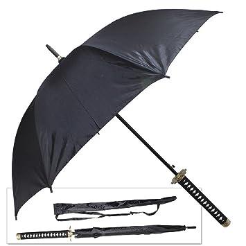 Moonse mango paraguas Anime de la espada Samurai Katana roronao Zoro SHUSUI funcional Paraguas
