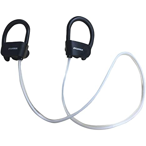 73381a1f14c Amazon.com: SYLVANIA - Bluetooth Wireless Sport Headphones, LED ...