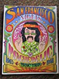 img - for San Francisco Nights: The Psychedelic Music Trip, 1965-1968 book / textbook / text book