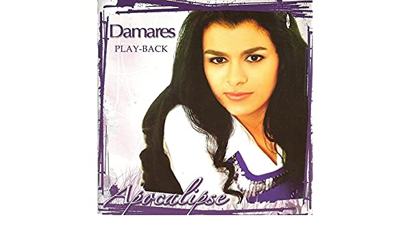PLAYBACK APOCALIPSE CD BAIXAR DAMARES