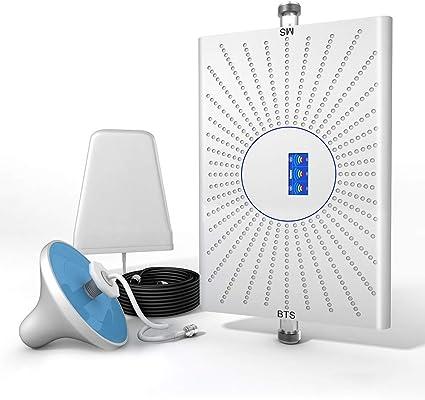 Booster De Señal Celular 2G 3G 4G LTE 900/1800 / 2100Mhz ...