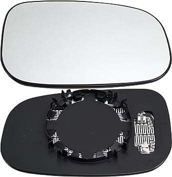 TarosTrade 57-0268-R-47202 Spiegelglas Heizbar Rechts