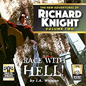 Race with Hell! Audiobook