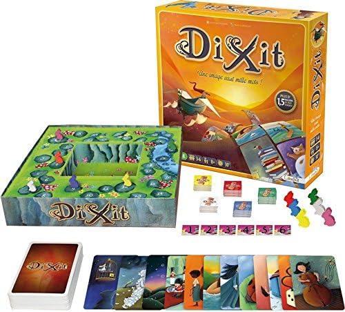 DIXIT - Juego de Mesa (versión Francesa): Amazon.es: Juguetes y juegos
