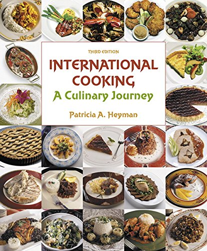 International Cooking: A Culinary Journey (3rd Edition) by Pearson
