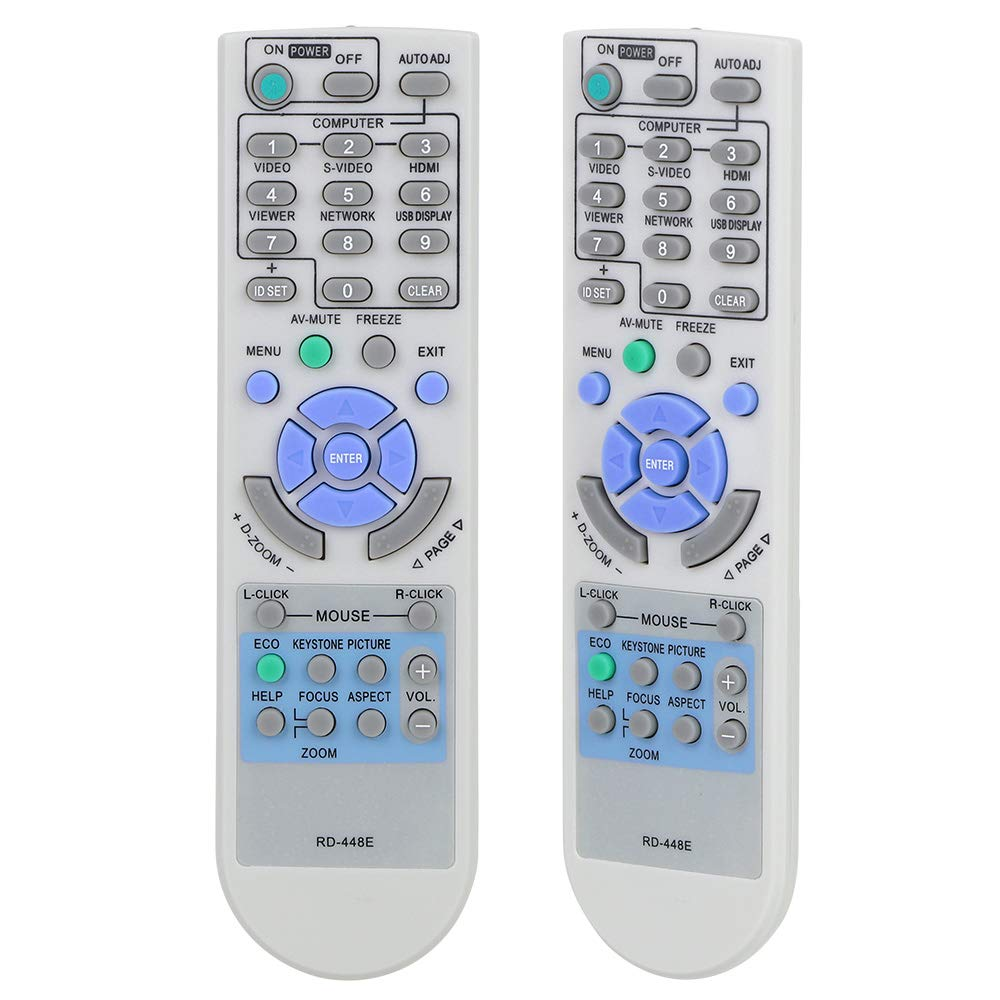 Replacement Remote Control for Nec NP110