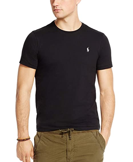 purchase cheap 8a6ec e718f Ralph Lauren Crew Neck T-Shirt
