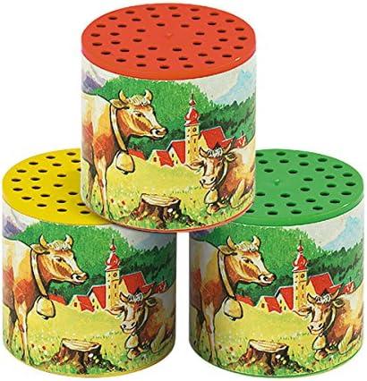 Janod - Caja Sonido Vaca: Amazon.es: Juguetes y juegos