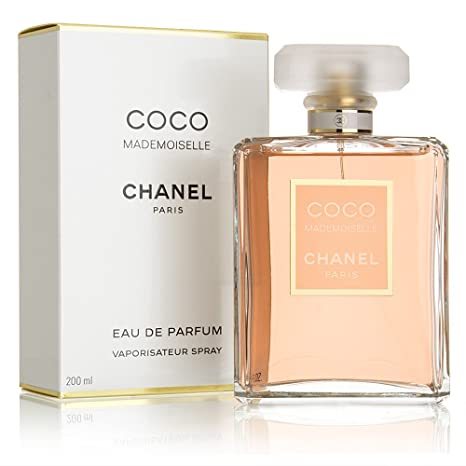 Coco Mademoiselle By Chanel Eau De Parfum Spray 200ml Amazoncouk