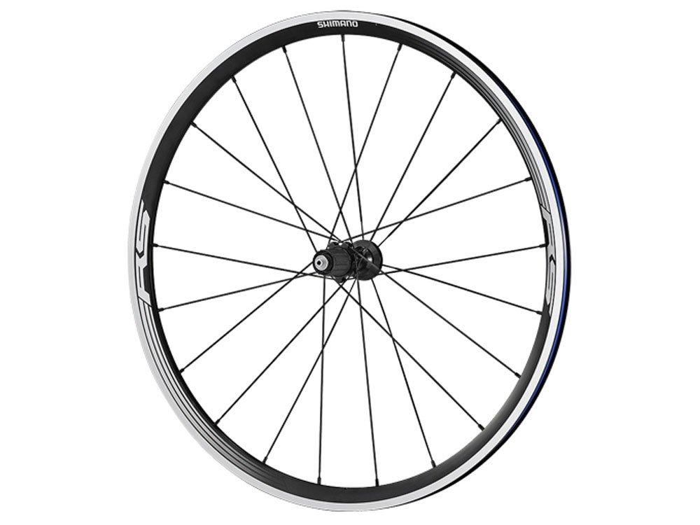 Shimano wh-rs330 Rad, Drahtreifen 30 mm, schwarz, vorne