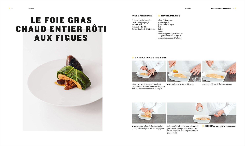 Cuisine : Leçons en pas à pas: Amazon.de: Guillaume Gomez, Jean ...