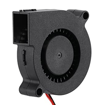 Anet 5015 - Ventilador para impresora 3D, 24 V: Amazon.es ...