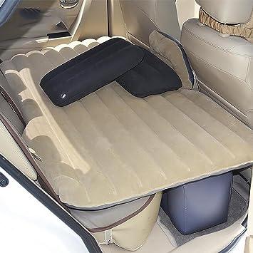 LPY-Coche de viaje colchón inflable colchoneta inflable que ...