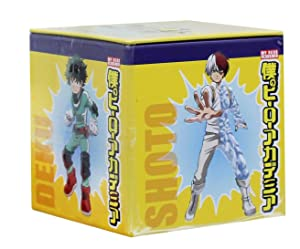 My Hero Academia Hero Sours Candy in Collectible Box Tin!