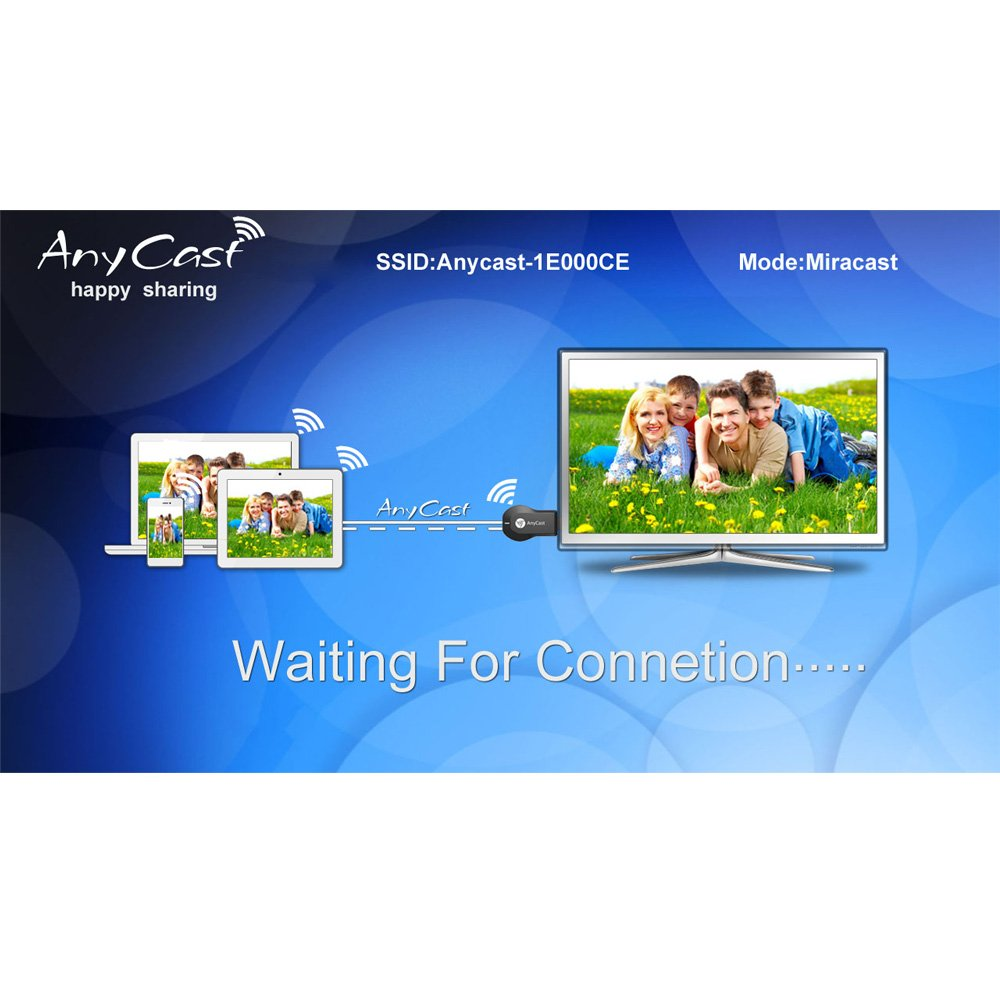 Anycast M2 Plus Mini Wi Fi Display Dongle Receiver Dlna Airplay Miracast Wifi To Hdmi Electronics