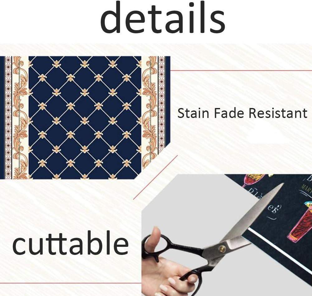 Customizable Home Living Room Corridor Aisle Carpet Color : A, Size : 0.82m Mbd 3D Printed Carpet