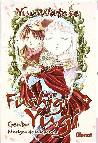 Descarga gratuita de libros en línea. Fushigi Yûgi: Genbu 4: El origen de la leyenda (Shojo Manga) in Spanish PDF PDB 8483572389