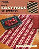More Easy Rugs to Crochet, Anne Halliday, Leisure Arts, 1601400918
