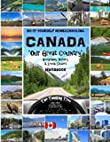 Canada - Geography, History and Social Studies Handbook: Do-It-Yourself Homeschooling Our Great Country The Thinking Tree