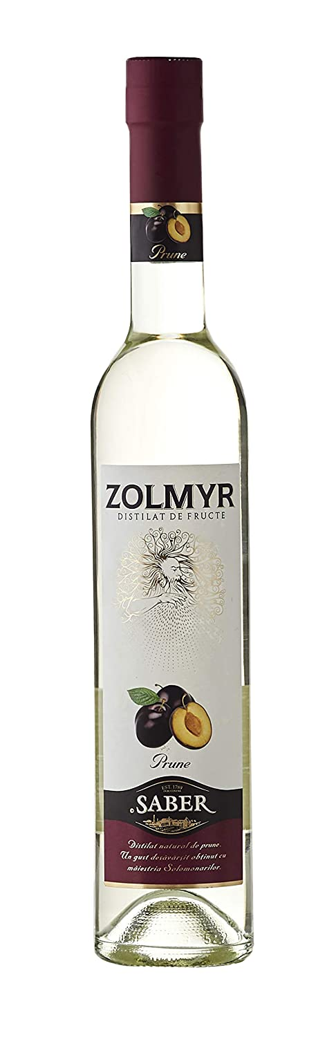 Saber Zolmyr - Filetes de licor rumano (500 ml): Amazon.es ...