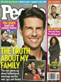 Tom Cruise * Oprah Winfrey * Ricky Martin * Jason Mesnick * December 22, 2008 People Weekly Magazine