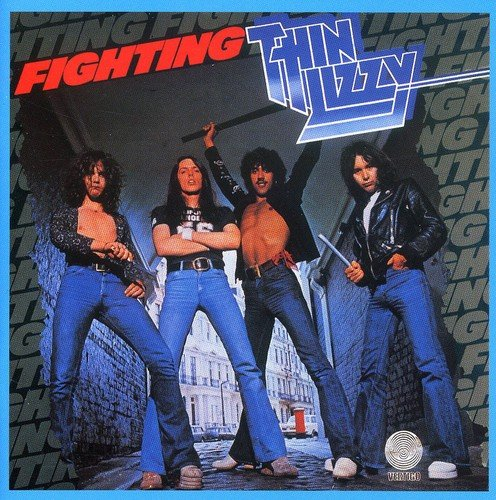 CD : Thin Lizzy - Fighting (United Kingdom - Import)