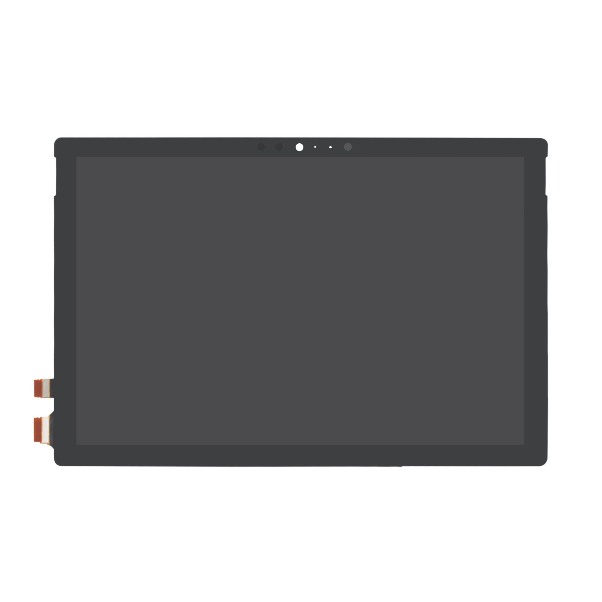LCDOLED Replacement 12.3 inches 2736x1824 LP123WQ1(SP)(A2) LED LCD Display Touch Screen Digitizer Assembly for Microsoft Surface Pro 5 1796 V1.0 6870S-2403A (with Adhesive)