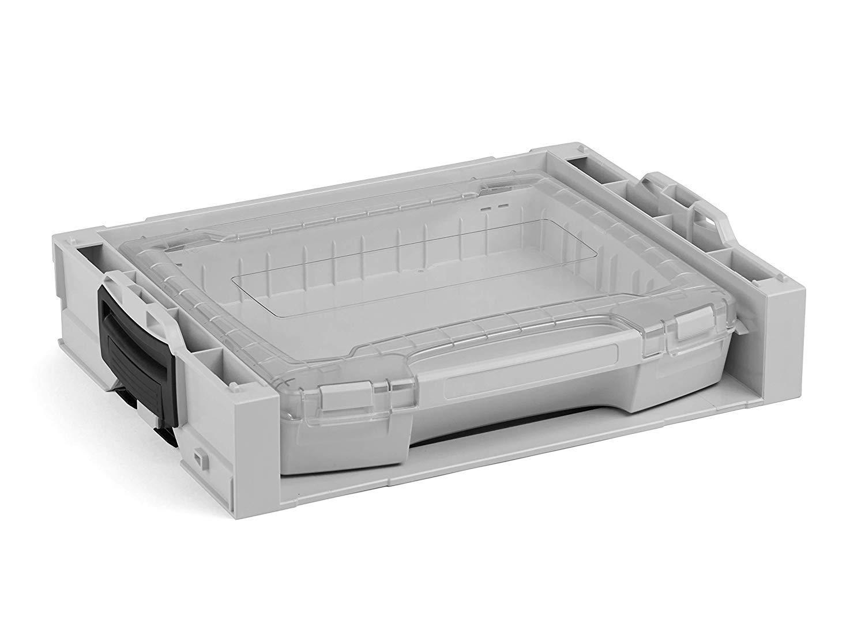 I-Boxx Rack Actif avec I-Boxx 72 Bo/îtes /à Outils Empilable Bosch Outil sur Bewahrung Syst/ème /Étag/ère Id/éal pour I-Boxx 72 /& Ls Tiroir 72