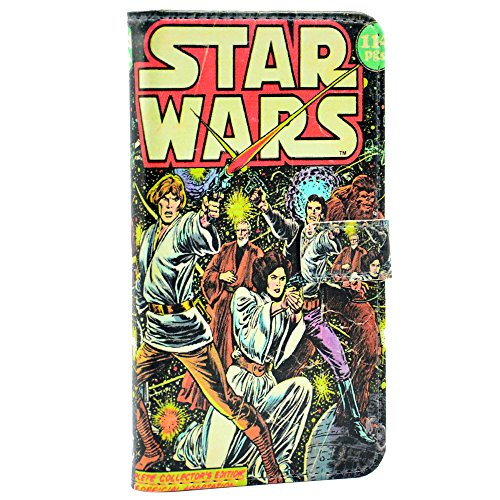 iphone 6S Wallet Case - Vintage Marvel Comics Retro Design Slim Wallet Card Flip Stand PU Leather Pouch Case Cover For iphone 6 6S - Cool as Great Gift (Iphone Marvel Case compare prices)