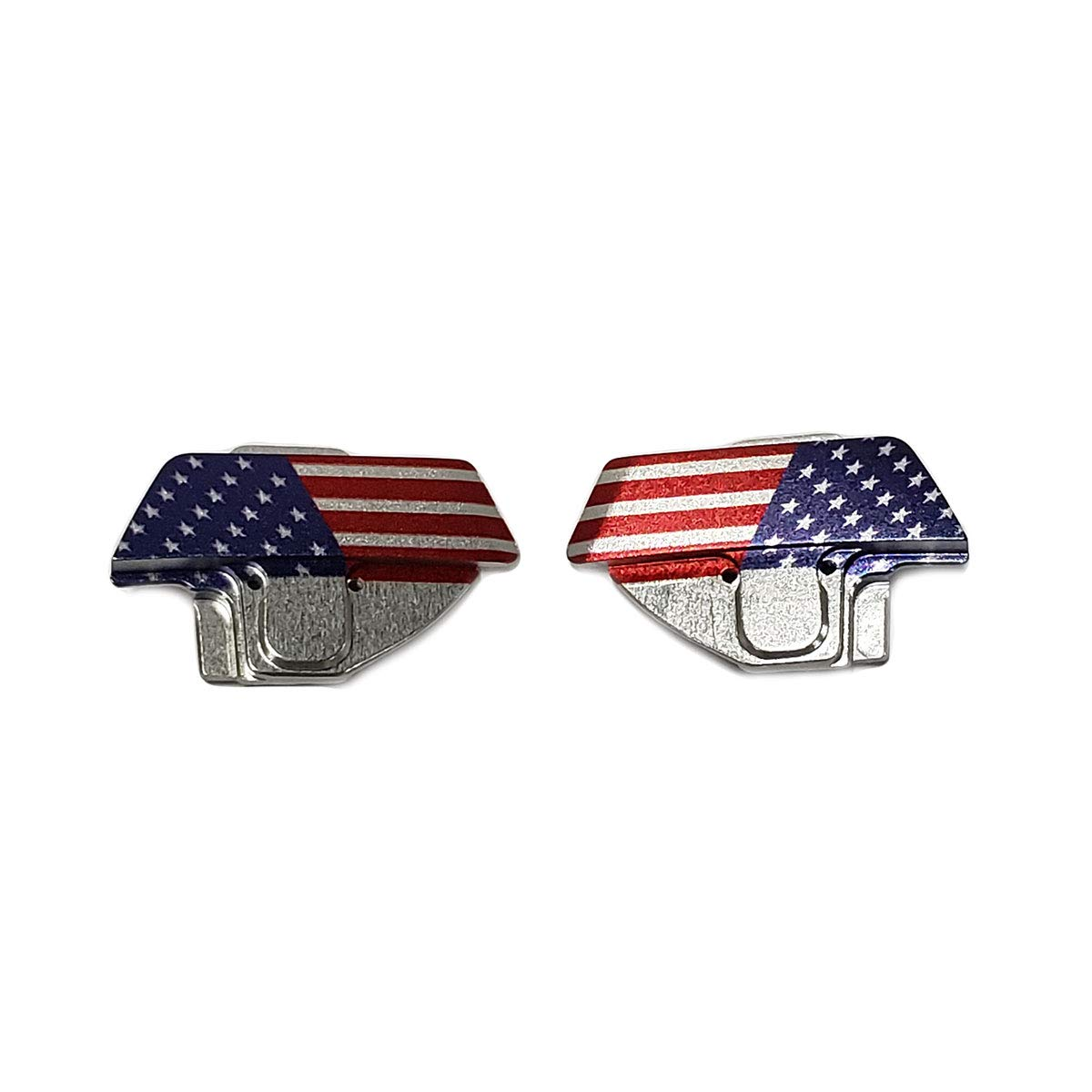 Planet Eclipse Eye Cover Kit - CS2 - USA Flag by Planet Eclipse