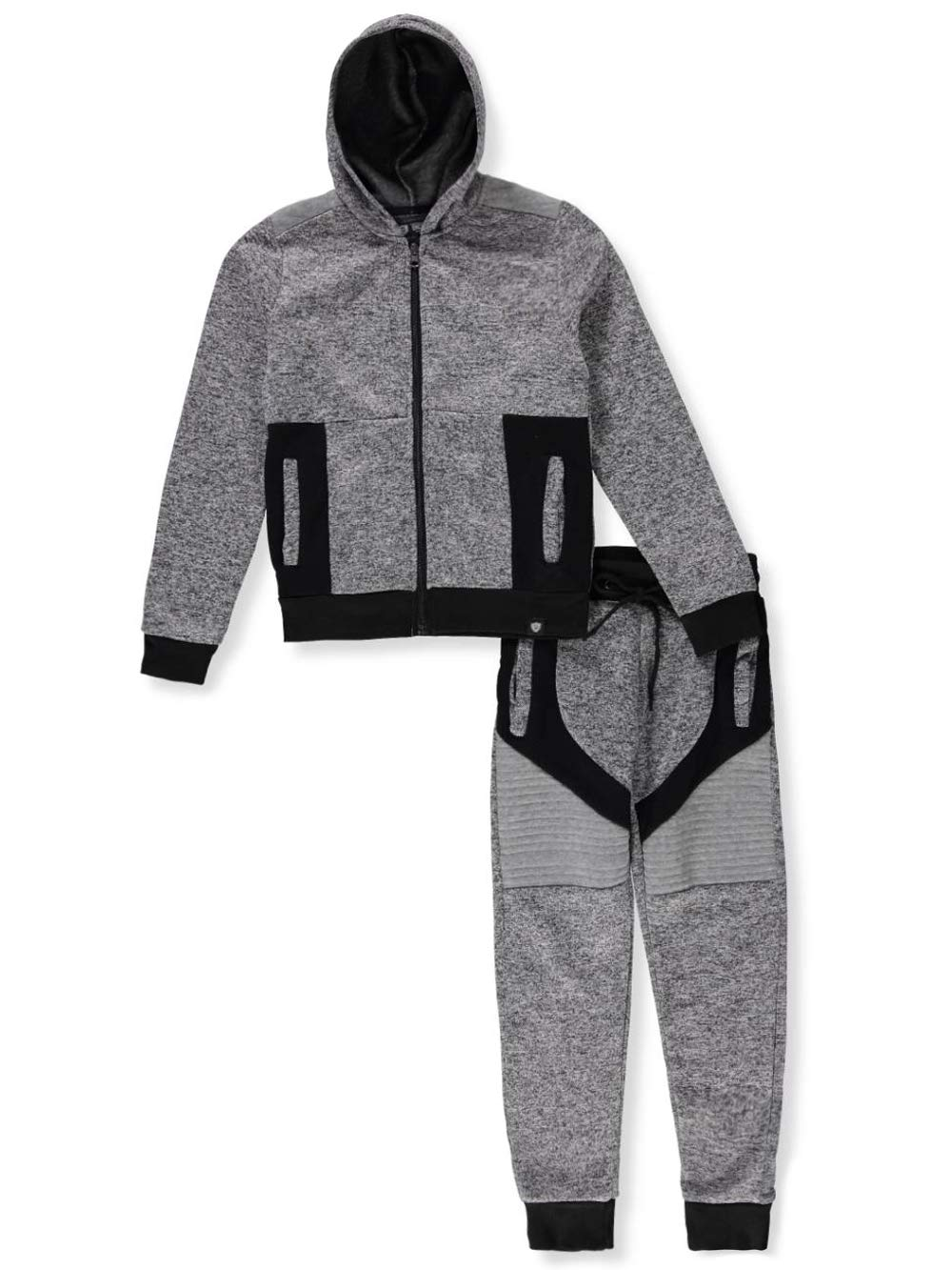 Encrypted Boys' 2-Piece Sweatsuit Pants Set