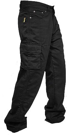 Newfacelook Motorradhose Rustungen Arbeitshosen Jeans Fracht Verstärkt Durch Aramid Schutzauskleidung Bekleidung