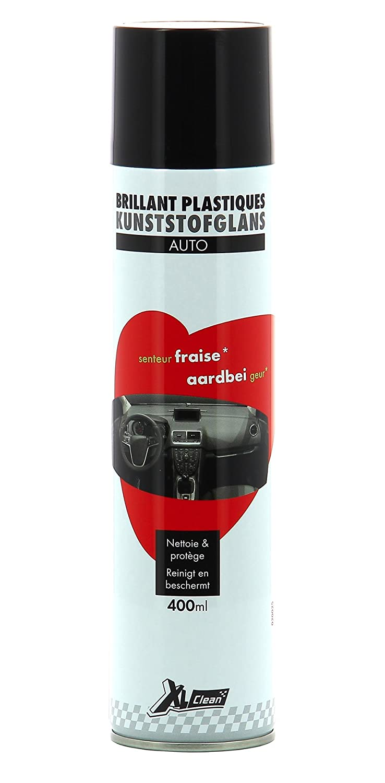 Carlinea 020025 Brillant Plastiques Fraise, 400 ml IMPEX SAS 020025
