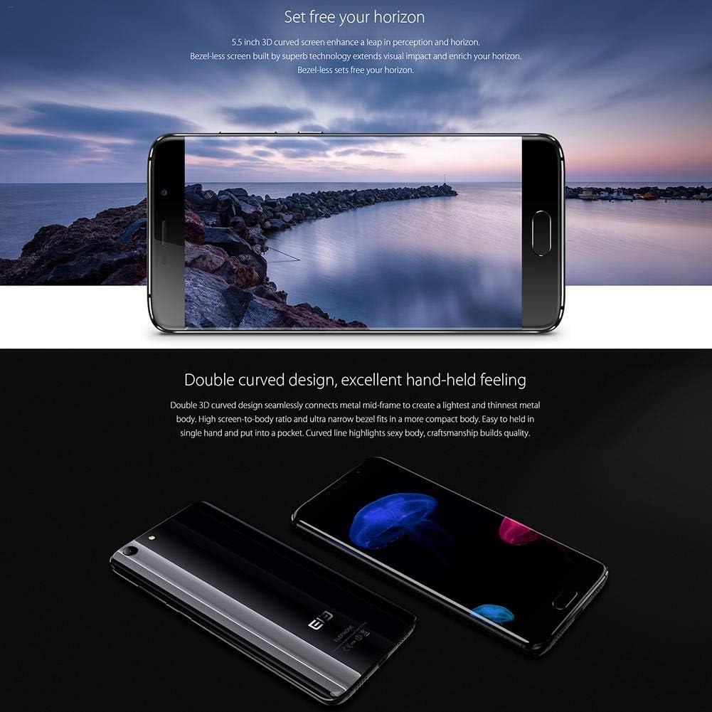 Elephone S7 X25, Desbloqueado Smartphone, Android 6.0.5.5 Full Screen, 1080 x 1920,4gb RAM + 64 GB ROM, Helio X25, Diez Núcleo Bleu: Amazon.es: Electrónica