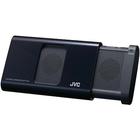 Review JVC SPA130B Compact Portable