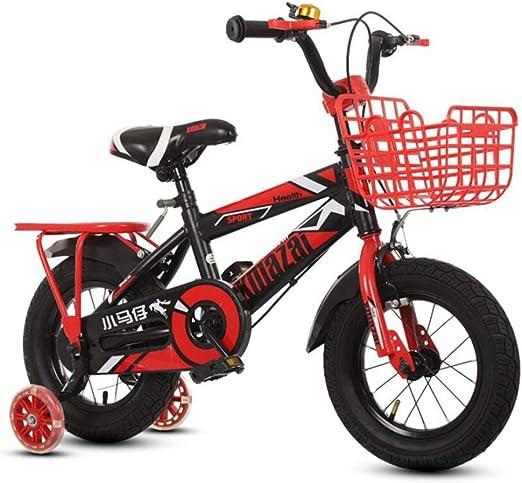 Tbagem-Yjr Bicicleta De Montaña For Niños, Amortiguador De Choque ...