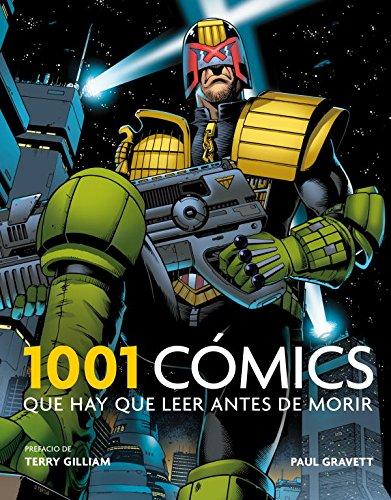 1001 Comics que hay que leer antes de morir (Ocio y entretenimiento, Band 108310)
