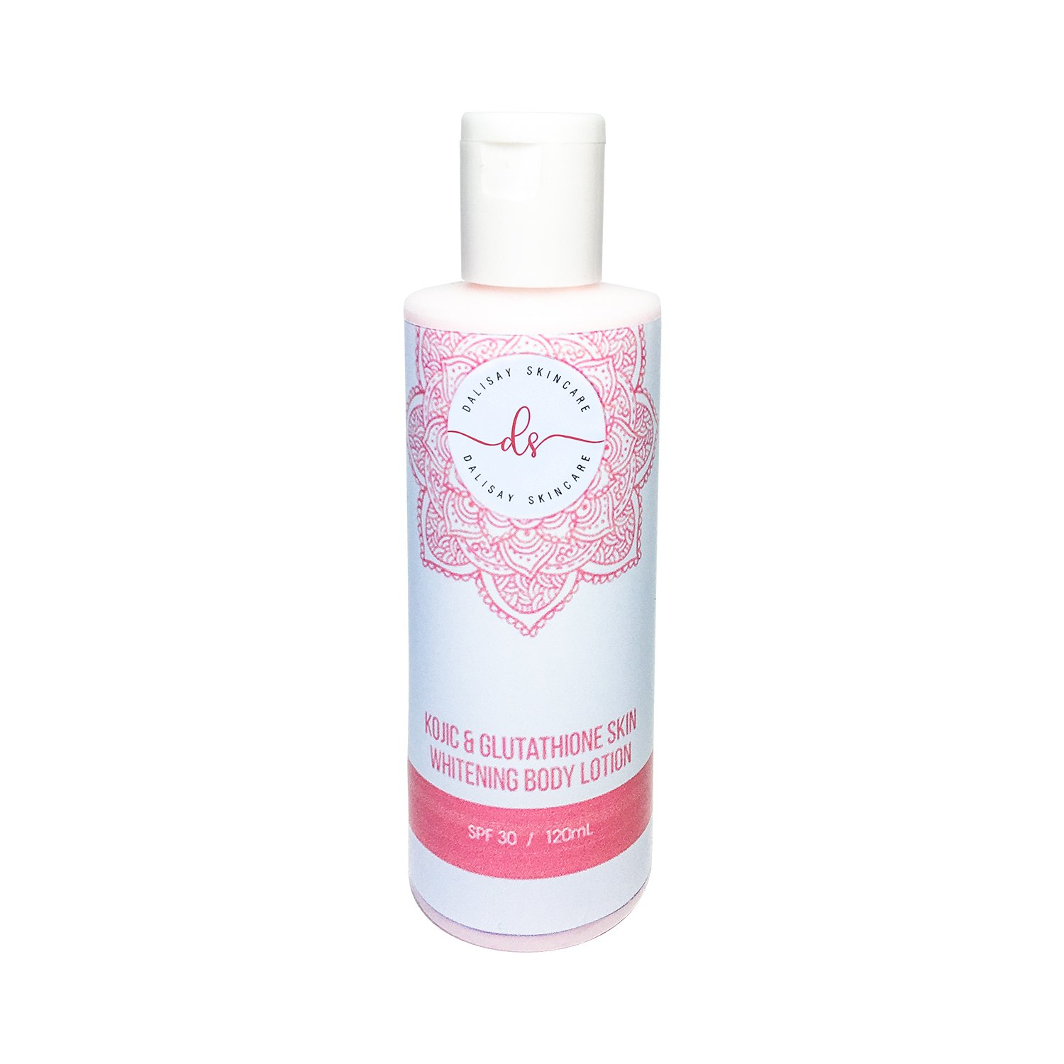 Skin Whitening Body Lotion - Kojic Acid & Glutathione Natural Skin Lightener with Vitamins and Plant Extracts SPF 30