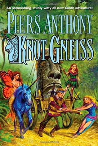 book cover of Knot Gneiss