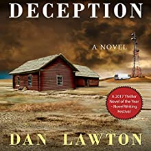 Deception Audiobook by Dan Lawton Narrated by Alex Freeman