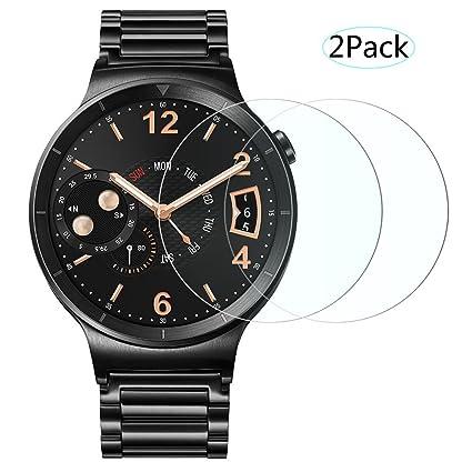 Amazon.com: Logity Huawei watch Screen Protector Tempered ...