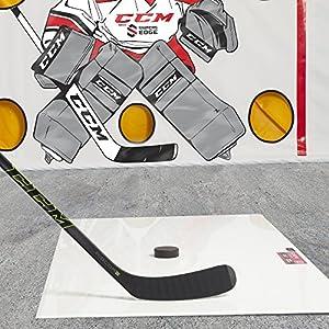 Sniper's Edge Hockey Ice Hockey Shooting Pad