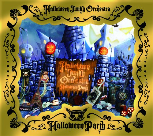 Halloween Junky Orchestra - Halloween Party (CD+DVD) [Japan LTD CD] XNVP-32
