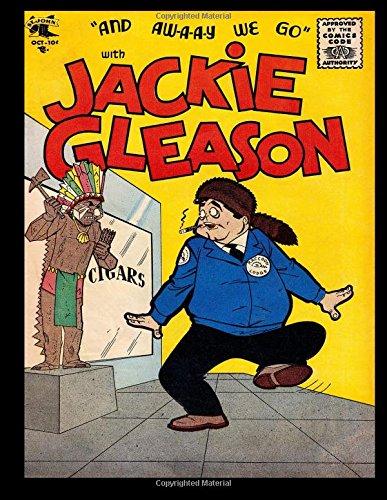 Jackie Gleason #2: Golden Age Comedy Comic 1955