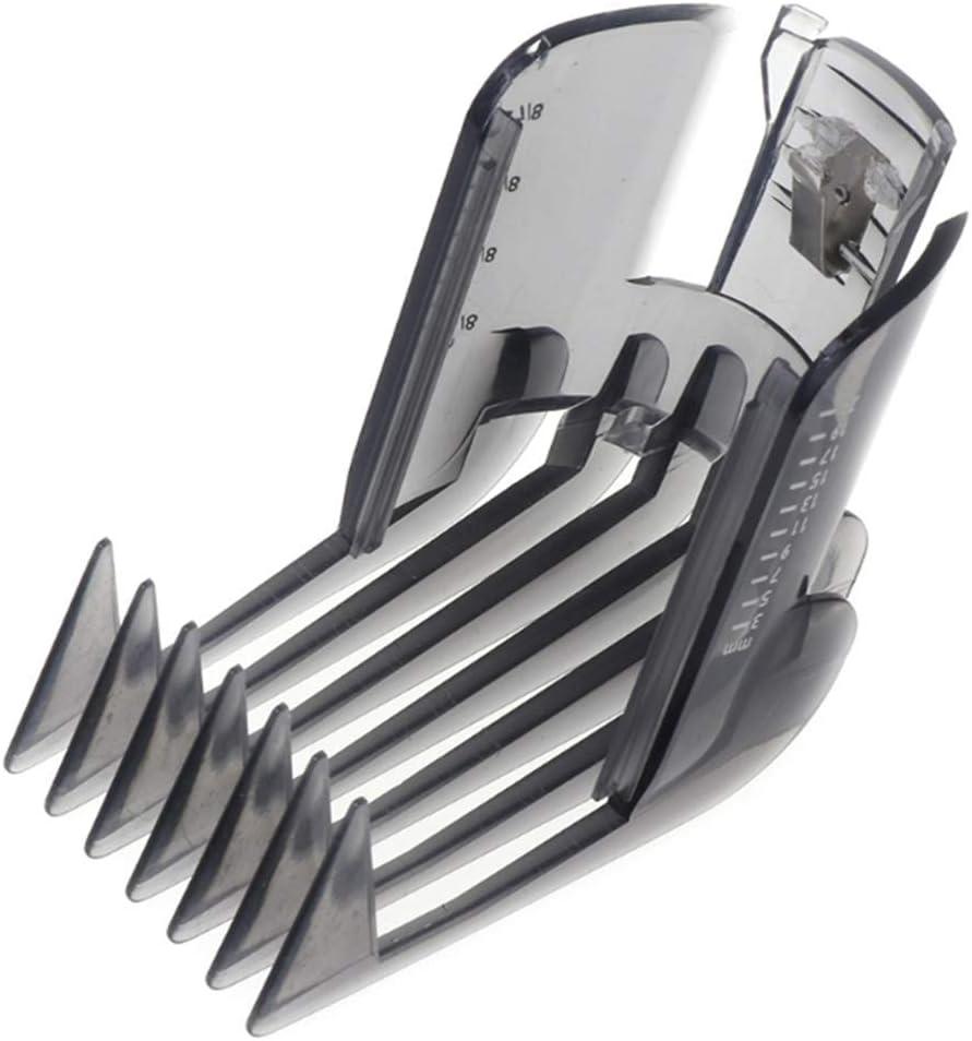 YanBan Peine de repuesto peque&ntildeo (3-15mm) para cortadora de pelo Philips QC5510, QC5530, QC5550, QC5560, QC5570, QC5580 (3-21MM)