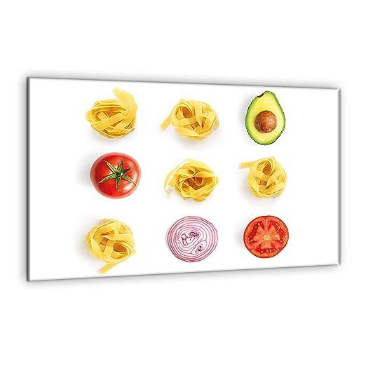 Compra decorwelt | para cubrir la vitrocerámica Pasta ...