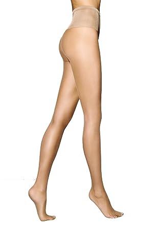 Marilyn hohem Bund, transparente Strumpfhose, 15 Denier, Größe 36/38 (S